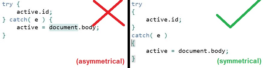 programming unclear vs clear