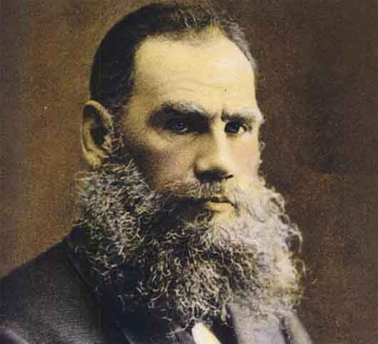 Undated picture of Leo Tolstoy.