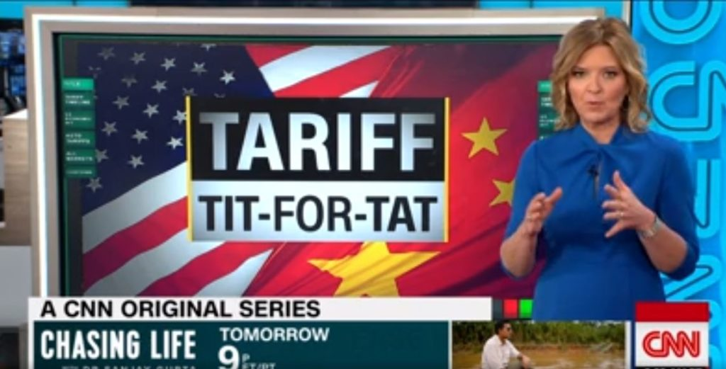A CNN analyst explains the current tactical exchanges in the ongoing U.S.-China trade war.